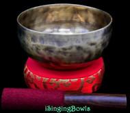 New Tibetan Singing Bowl #10309