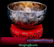 New Tibetan Singing Bowl #10291