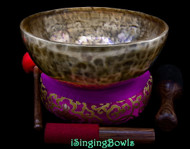 New Tibetan Singing Bowl #9967