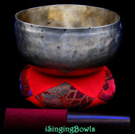 Antique Tibetan Singing Bowl #9980