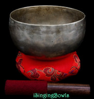 Antique Tibetan Singing Bowl #9982