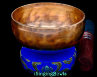 New Tibetan Singing Bowl #10090