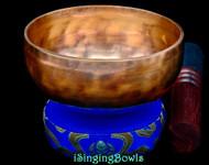New Tibetan Singing Bowl #10090