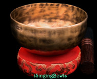 New Tibetan Singing Bowl #10097
