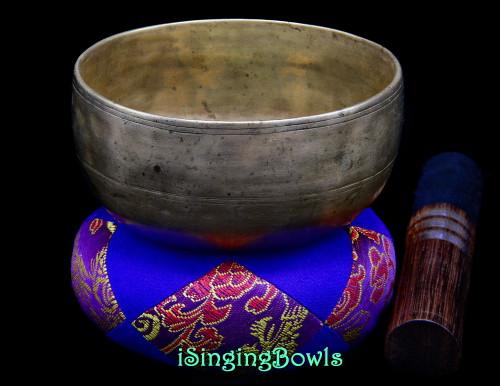 Antique Tibetan Singing Bowl #9777