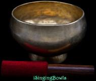 Antique Tibetan Singing Bowl #9787