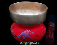 Antique Tibetan Singing Bowl #9795