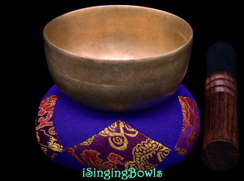 Antique Tibetan Singing Bowl #9797