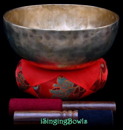 Antique Tibetan Singing Bowl #9979
