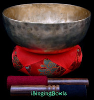 Antique Tibetan Singing Bowl #9979