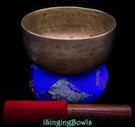 Antique Tibetan Singing Bowl #9993