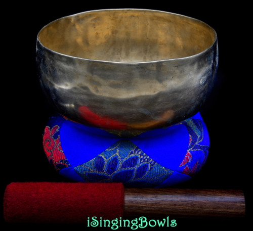 Antique Tibetan Singing Bowl #9996