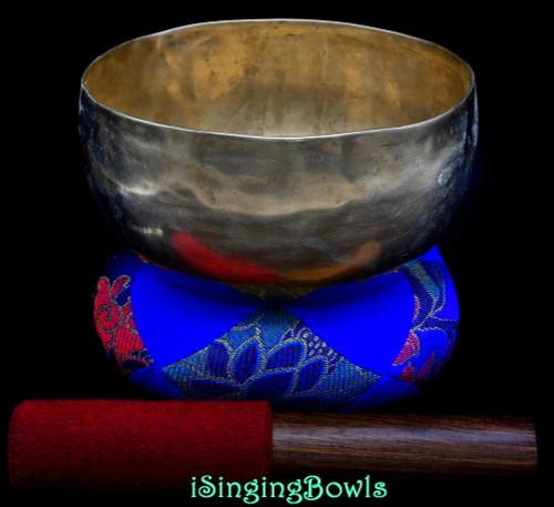 Antique Tibetan Singing Bowl #9996