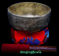 Antique Tibetan Singing Bowl #10002