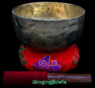 Antique Tibetan Singing Bowl #10007