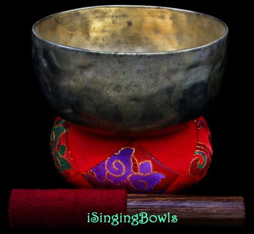 Antique Tibetan Singing Bowl #10007