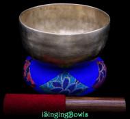 Antique Tibetan Singing Bowl #10008