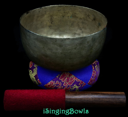 Antique Tibetan Singing Bowl #10017