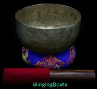 Antique Tibetan Singing Bowl #10017