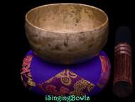 Antique Tibetan Singing Bowl #10030
