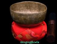 Antique Tibetan Singing Bowl #10033