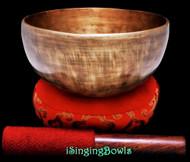 Tibetan Singing Bowl #8662b