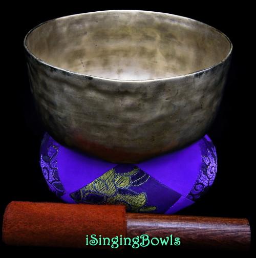 Antique Tibetan Singing Bowl #10012