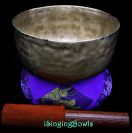 Antique Tibetan Singing Bowl #10012