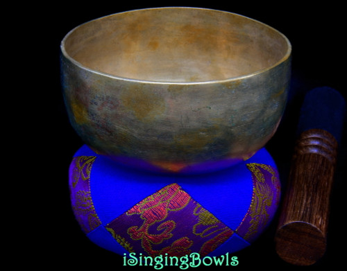 Antique Tibetan Singing Bowl #10036