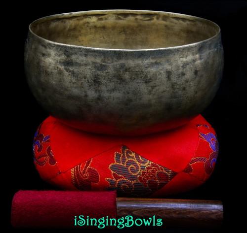 Antique Tibetan Singing Bowl #10046