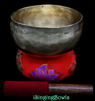 Antique Tibetan Singing Bowl #10047