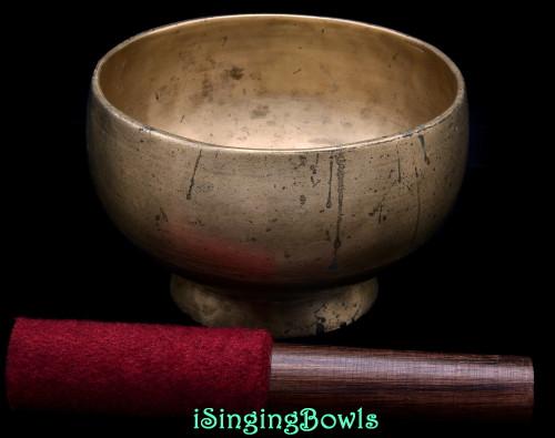 Antique Tibetan Singing Bowl #10052