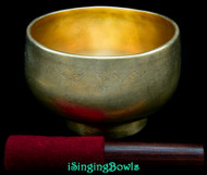 Antique Tibetan Singing Bowl #10053