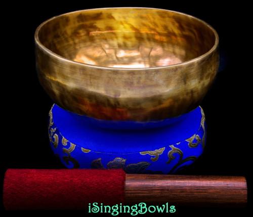 Tibetan Singing Bowl #10183