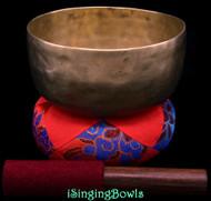 Antique Tibetan Singing Bowl #10313