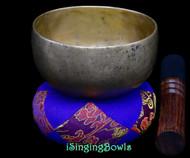 Antique Tibetan Singing Bowl #9784