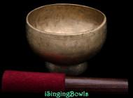 Antique Tibetan Singing Bowl #10237