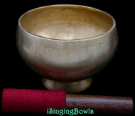 Antique Tibetan Singing Bowl #10240