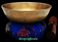 Antique Tibetan Singing Bowl #9772