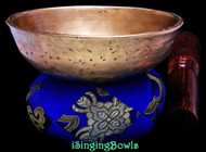 Antique Tibetan Singing Bowl #9773