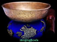 Antique Tibetan Singing Bowl #9773