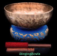 Tibetan Singing Bowl: #10388