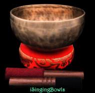 Tibetan Singing Bowl #10386