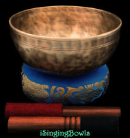 New Tibetan Singing Bowl #10376