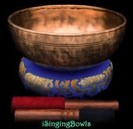 New Tibetan Singing Bowl #10383