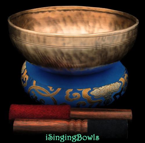 New Tibetan Singing Bowl #10377