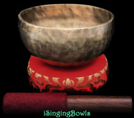 New Tibetan Singing Bowl #10330