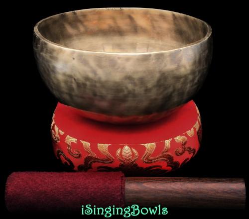 New Tibetan Singing Bowl #10330