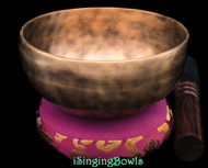 New Tibetan Singing Bowl #10350