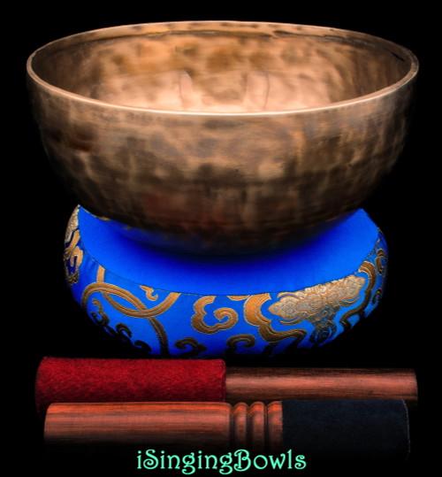 Tibetan Singing Bowl #10385
